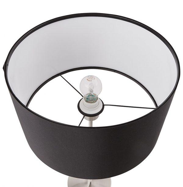 Lampe TIGUA schwarz