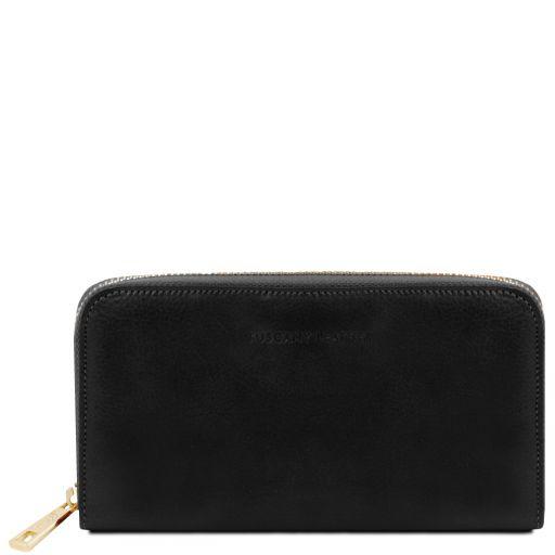 Exklusive Damenbrieftasche aus Leder