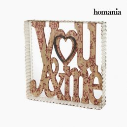 Metallrahmen  you&me by Homania