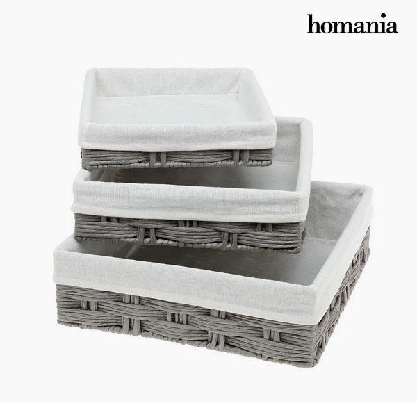Korbsatz Homania 3029 (3 pcs)