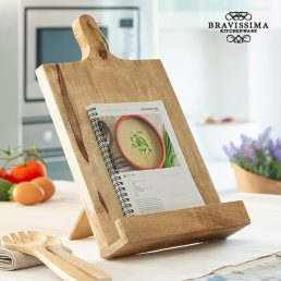 Bravissima Kitchen Cookbook Stand